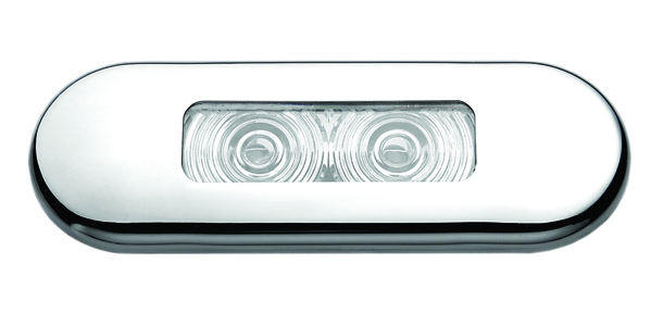 LED Light, PC, S.S. 304 Rim