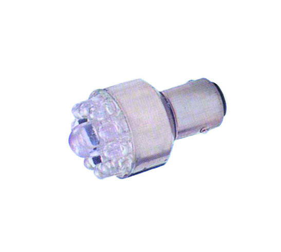 LED Bulbs, Both Available in 12V or 24V