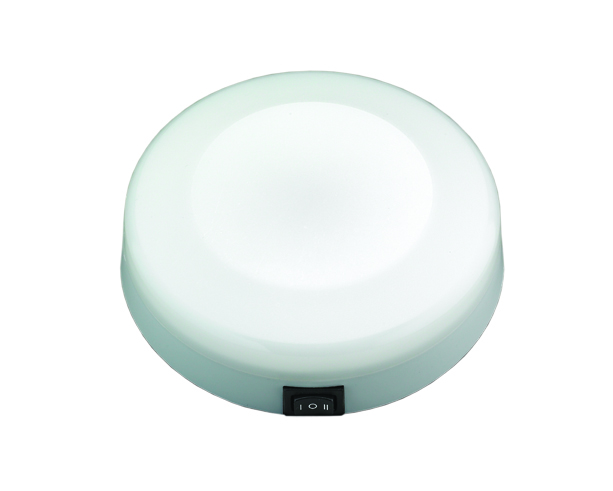 LED Dome Light, w/ 3P Switch
