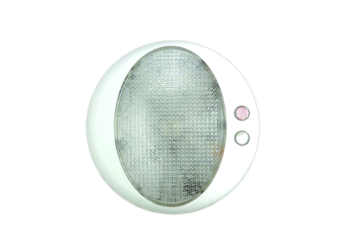 LED Interior Light, Plastic, Forsted Lens