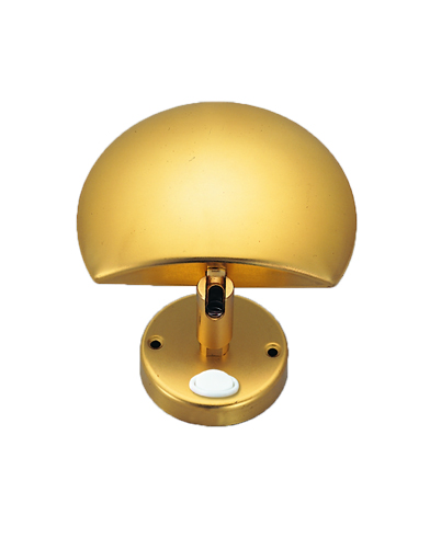 LED Interior Light, Brass