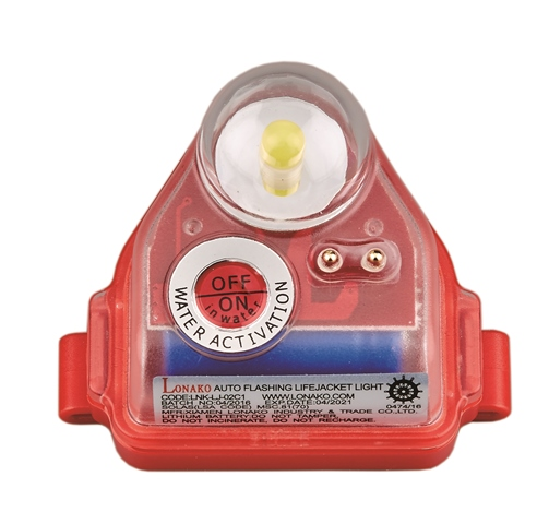 Lifejacket Light, LED Type