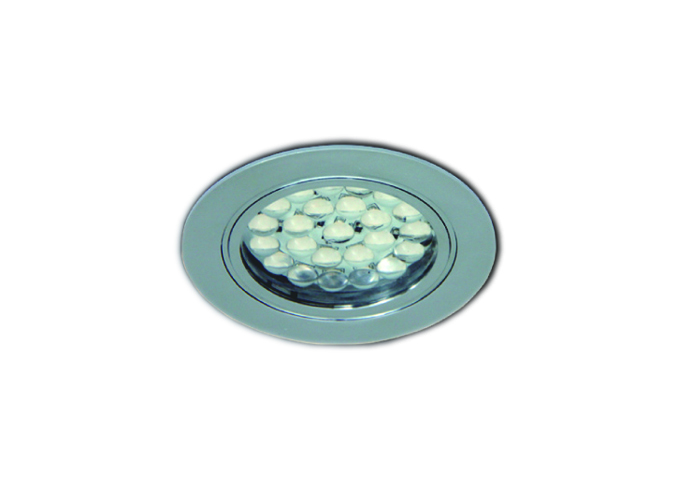 LED Ceiling Light, Recessed Mount, IP44