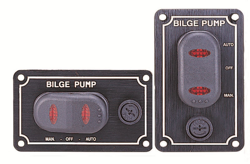 Waterproof Bilge Pump Switch
