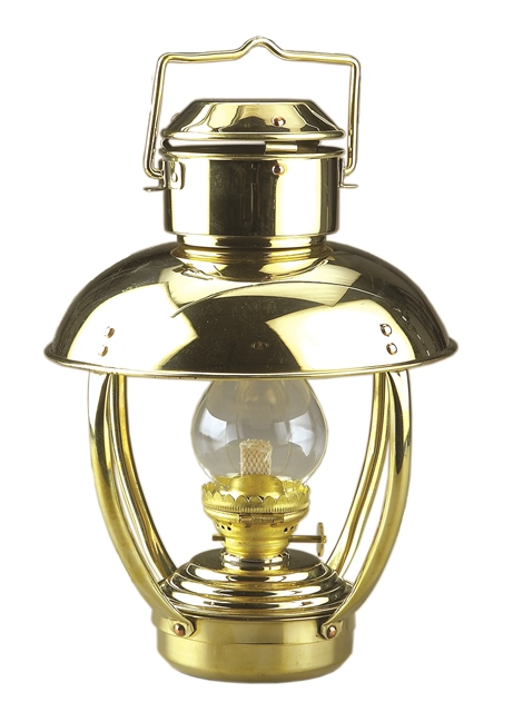 Brass Kerosene Cabin Lamp